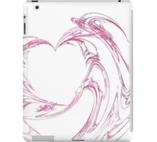 Fractal Heart  iPad Case/Skin