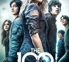 The 100 by Ezra-fitzturkey