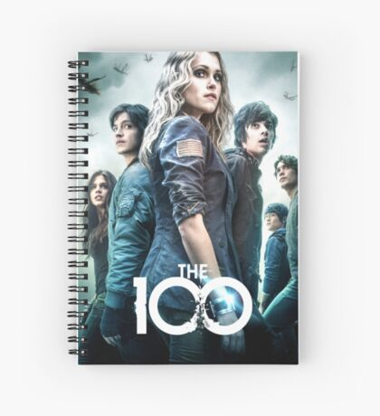 The 100 Spiral Notebook