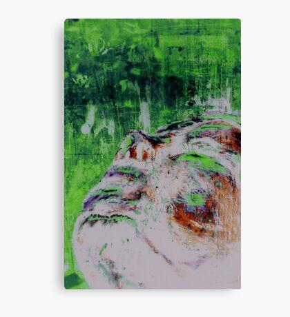 Neon Welter Canvas Print
