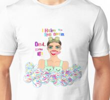 Miley Killed The Teen Dream. Deal With It! Unisex T-Shirt