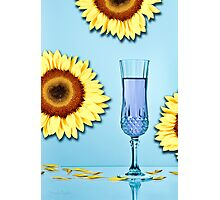 Cocktails with Van Gogh - Print Photographic Print