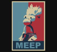 The Meep (Muppet Propaganda) by James Hance