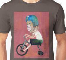 conejo en bicicleta 2006 Unisex T-Shirt
