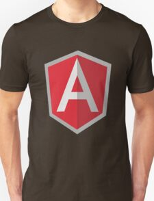 Angularjs geek funny nerd T-Shirt