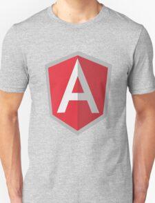 Angularjs geek funny nerd Unisex T-Shirt