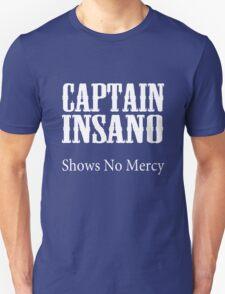Bobby boucher captain insano shows no mercy geek funny nerd Unisex T-Shirt