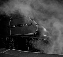 .Sir Nigel Gresley' Steam Engine by Billlee