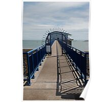Barrow lifeboat station Poster