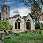 St Mary's Church, Charlbury by Karen Martin
