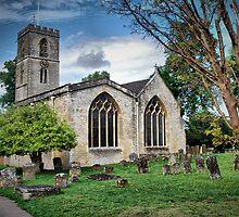 St Mary's Church, Charlbury by Karen Martin