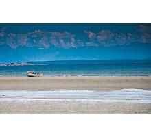 Saratoga Beach Photographic Print