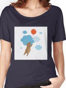 Balloon. Women's Relaxed Fit T-Shirt