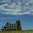 Whitby Abbey by NUNSandMoses