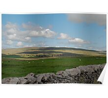 Ribble Head, Another View. Poster
