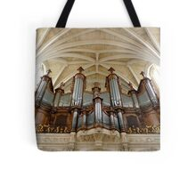Amazing organ Tote Bag