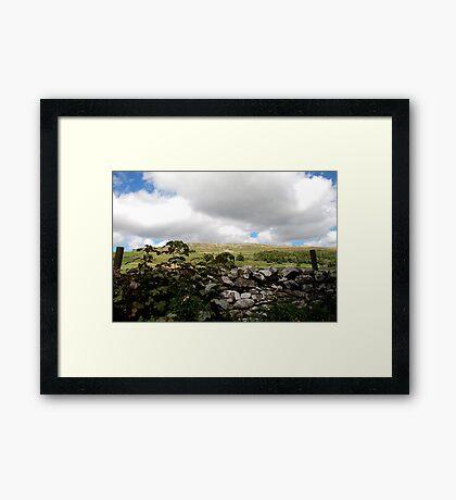 Yorkshire Dales Framed Print