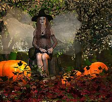 Samhain Blessings by Eva Thomas