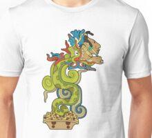 The Feathered Snake Unisex T-Shirt