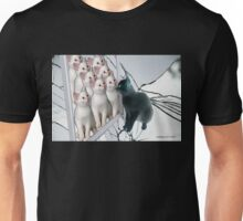 Schrodinger's Cat Had Nine Lives Unisex T-Shirt