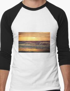 Find Light In The Beautiful Sea Men's Baseball ¾ T-Shirt
