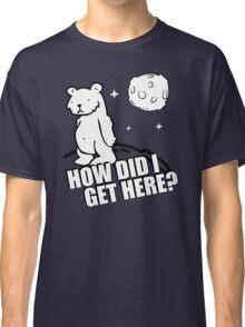 Desmond the Moon Bear Funny Humor Hoodie / T-Shirt Classic T-Shirt