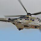 Swiss Air Force Super Puma by Andy Jordan