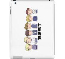 BEAST  ~ First Look (B) iPad Case/Skin