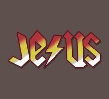 Jesus rocks by Andre Clarke