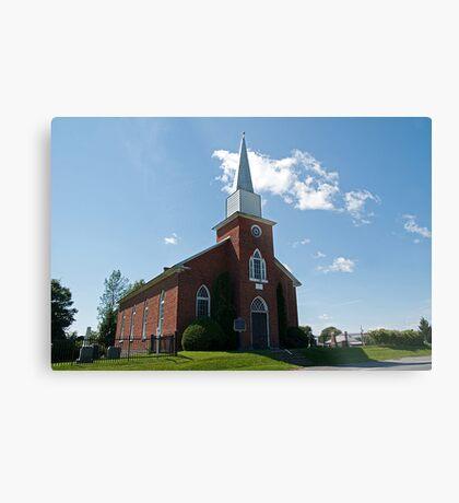 Gordon Presbyterian Church, St. Elmo. 1864. Metal Print