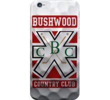 Bushwood Country Club iPhone Case/Skin