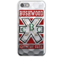 Bushwood Country Club iPhone Case/Skin