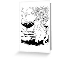 There Might Be Mice! Greeting Card