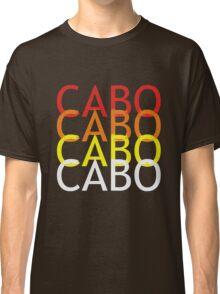 Cabo geek funny nerd Classic T-Shirt