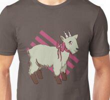 goat bow Unisex T-Shirt
