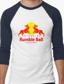 Rumble ball Men's Baseball ¾ T-Shirt