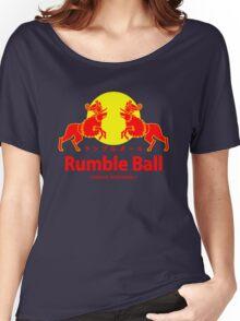Rumble ball Women's Relaxed Fit T-Shirt