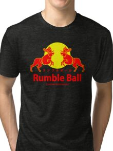 Rumble ball Tri-blend T-Shirt
