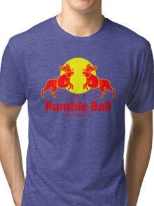 Rumble ball Tri-blend T-Shirt
