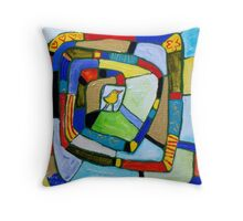 ROAD  TO  LOVE  Throw Pillow
