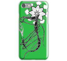 J as in ... (green) iPhone Case/Skin