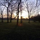 Sunrise over Victoria Park by Richard Ray