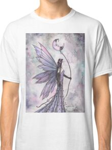 Captive Moon Fairy Fantasy Art Illustration  Classic T-Shirt