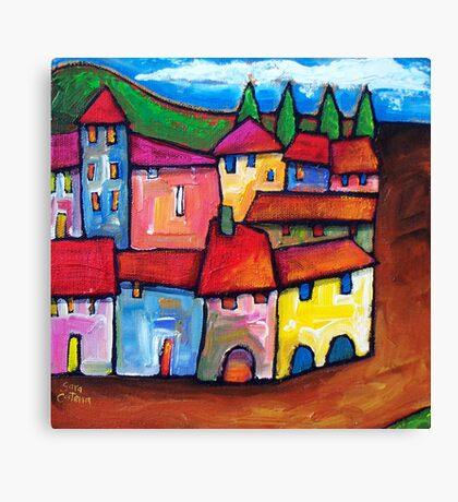 TOLEDO , SPAIN  Canvas Print