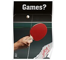 Games? Yes! Poster