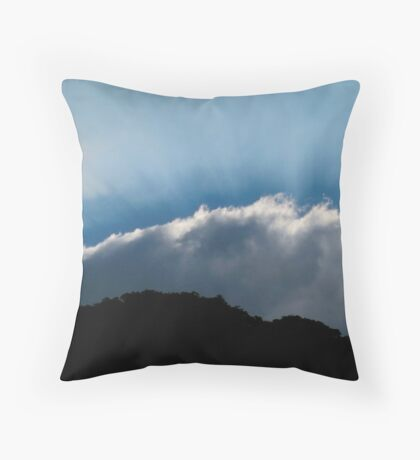 A New Day, A New Life Throw Pillow