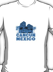 Cancun mexico geek nerd T-Shirt