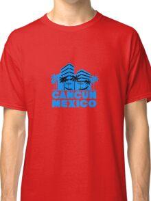 Cancun mexico geek nerd Classic T-Shirt