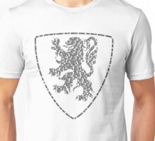 Cyclocross RULES!! Unisex T-Shirt