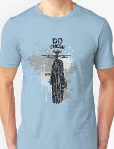 Fat bikers unite! Unisex T-Shirt